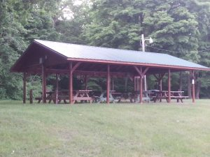 Bone Lake Park Shelter